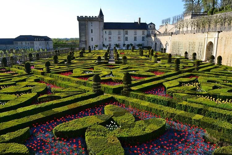 Cảnh sắc 10 khu vườn đẹp nhất châu âu - 2