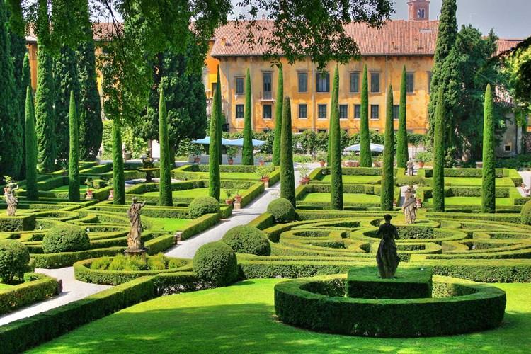 Cảnh sắc 10 khu vườn đẹp nhất châu âu - 4