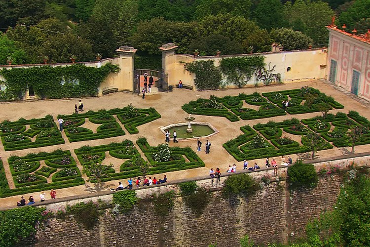 Cảnh sắc 10 khu vườn đẹp nhất châu âu - 9