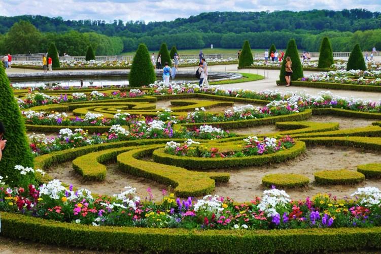 Cảnh sắc 10 khu vườn đẹp nhất châu âu - 8