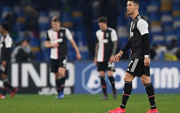 H U1ea1 Juventus U1edf Lo U1ea1t S U00fat Lu U00e2n L U01b0u Napoli V U00f4 U0111 U1ecbch Coppa Italia