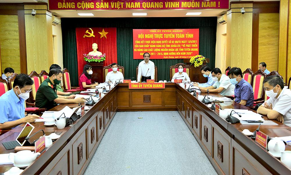 Tuyên Quang không ngừng nâng cao chất lượng nguồn nhân lực
